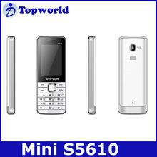 S5610 cellphone mini phone dual sim dual band phone