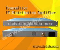 1w digital low power tv transmitter