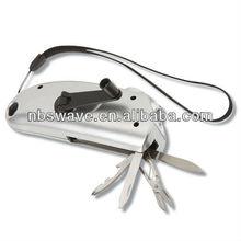 Dynamo Light and Pocket Knife