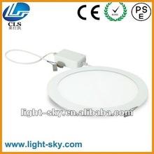12w Super slim smart cut size 160mm led Recessed light