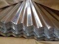 zinco revestido de metal folha da telhadura
