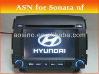 Special car dvd for HYUNDAI Sonata nf 2008 car dvd player / car radio / car audio with GPS Navigation