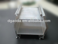 dongguan high quality aluminum extrusion profiles