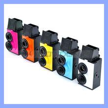 Film Shooting Camera with 35mm White Color Film Cameras