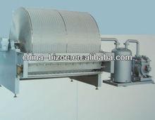High output/Advanced technology vacuum drum dehydrator