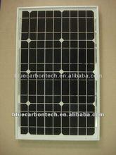 Class A competitive price 12V 25W mono pv solar panel