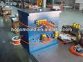 Plástico de alta qualidade pfruit e caixa vegetal molde 2013 metal antigo fuligem decoração prato