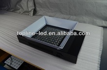 2012 hot agriculture and farm lighting LED grow light with 7 band color