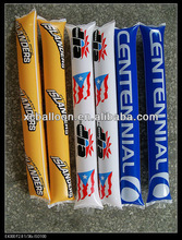 2012 hot selling high quality advertising PE inflatable cheering stick