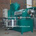 Pequeña semillas de hortalizas tornillo prensa de aceite de la máquina D-1688
