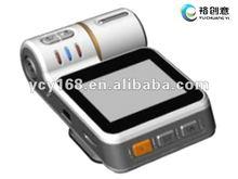 2012 newly developped HD720P, G-sensor car video recorder