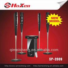 wireless 5.1 Hifi tube speakers for 3D cinema