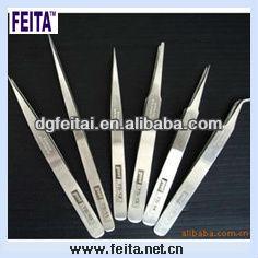 GOOT precise antistatic stainless tweezers