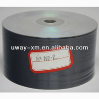 UW-DVDR-110 16X Blank DVD disk with 100pcs shrink packing