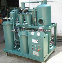 TYC-50 furnace oil/lube oil recycling purifiying/ motor oil purification