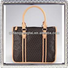 2013 Beautiful lady PVC handbag brands