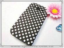 Korea new polka dots leather case for samsung galaxy s3 U4607