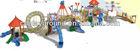 """""""China 500 Top Brand """" EN1176 Standard Huge Children Park Toy (HLD3503)"""