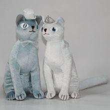 2012 plush cute cat stuffed plush dolls
