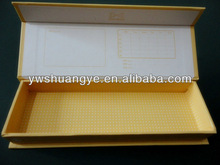 2012 new design popular cool paper pencil box