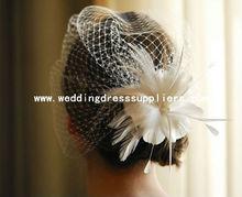 BIR-09020 Headwear Accessories Fashion Discount Women Hat Veil