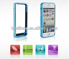 2012 thinest 0.9mm aluminum bumper case for iphone5
