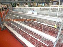 A3L120 (3 tier, 120birds per unit) A-type Layer Chicken Cage