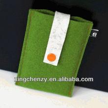 make felted wool bag