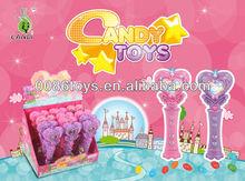 2012 Hot Musical magic wand candy toys