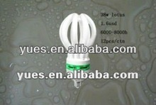 lotus lamp top sell mix powder delicate PCB led bulbs
