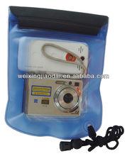 Cell phone wallet bag digital camera waterproof bag beach bag three zippers smart mobile phone holder promotion gift