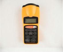 Ultrasonic distance laser meter measure