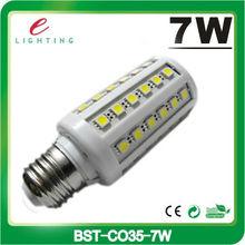 2012 new type led corn light 360 degree beam angle led cob bulb