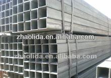 hot dip galvanized square/rectangular pipe usage steel structure/construction