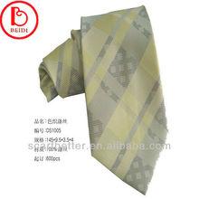 Printing woven silk tie