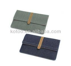 Canvas screen protector ipad mini smart cover