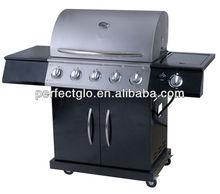 5 BURNERS Gas BBQ Grill PG-40503S0L TOTAL BTU 63000 BTU