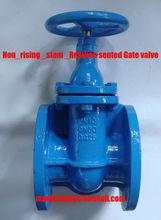 Cast iron Gate valve picture