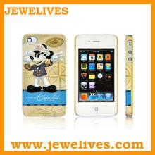 NEW DESIGN For iPhone 4/ 4S Plastic Case