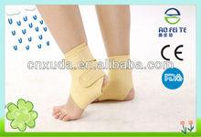 self-heating magnetic elastic ankle brace CE,FDA,ISO,OEM,ODM