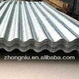 hot dipped galvanized steel garage roof sheets