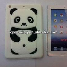 for mini ipad panda cute cover silicone case