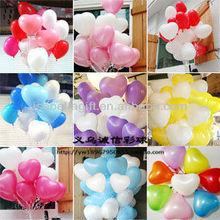 12 inches love balloon 8 pearl heart-shaped balloon emulsion peach heart wedding supplies marriage room decorate wedding