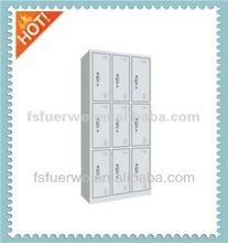FEW-030 Grey Metal Storage Cabinet/ Wardrobe