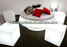 40cm RGB Color Change Night Club, Party LED Cube YM-LC4040409