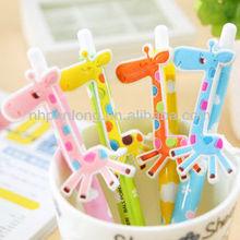 fashion cartoon giraffe pen