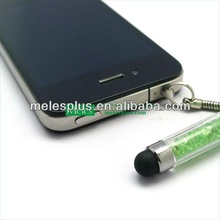 mini diamond touch pen for mobile phone Adorn article
