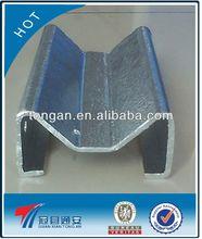 highway guardrail post for highway galvanized galvanized star picket y post channel