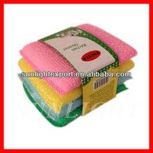 spugna paglietta abrasiva con strato fibresintetiche