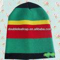 ucuz örme çizgili kış bere şapka ve bereler